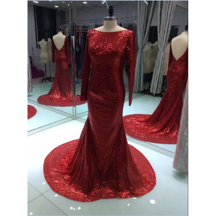 Venta al por mayor vestidos largos con espalda descubierta-Compre ...