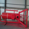 oil drilling salts drilling mud and gas separator