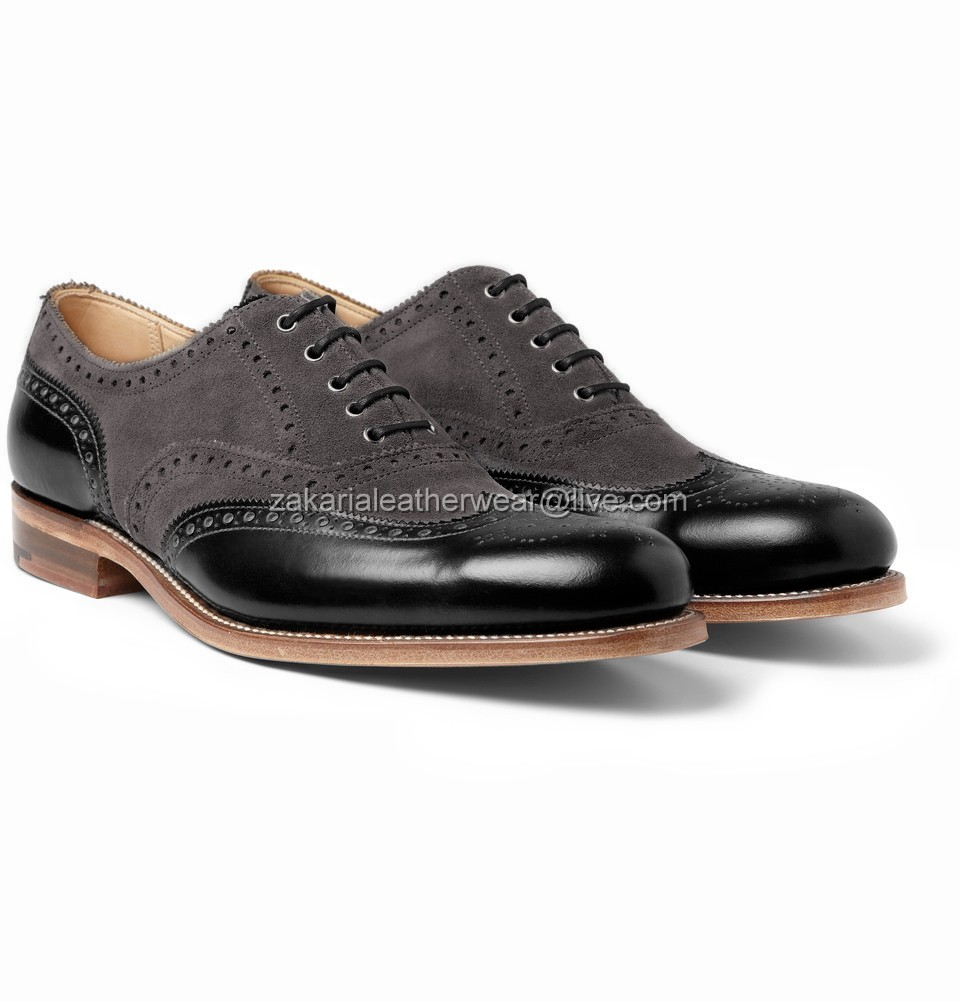 Dress Oxford Stylish Leather Men Shoes Handcrafted 0IxI1UwqOn