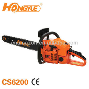 TOYAMA wood cutter / 51cm forest chain saw / wood chopper / gasoline chinese chainsaw