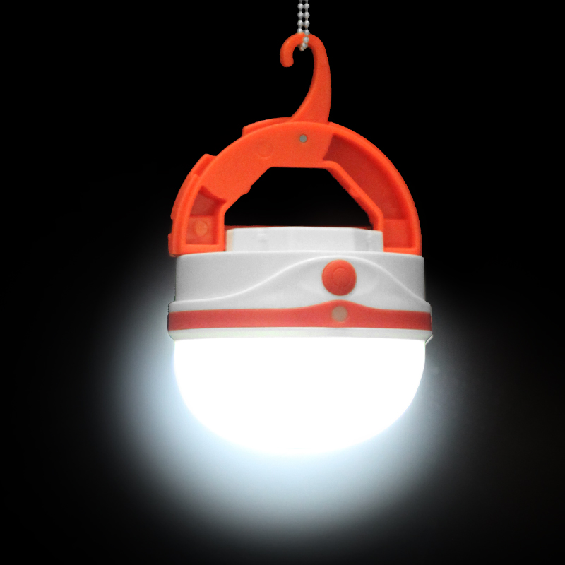Rainproof Portable LED Lantern Tent Light Bulb