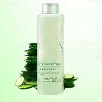 Natural Skin Care Moisturizing cucumber Face Toner