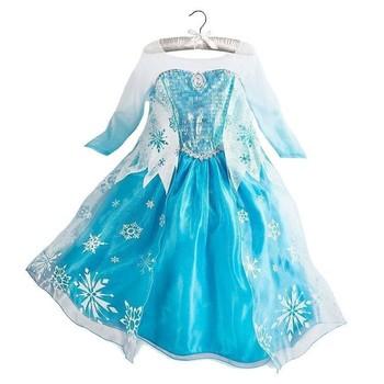 Frozen Elsa Anna Princess Dress Wholesale Child Clothes Flower Girl Dress Kid Clothes BC7037  sc 1 st  Alibaba & Frozen Elsa Anna Princess Dress Wholesale Child Clothes Flower Girl ...