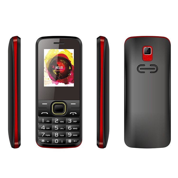 Dual sim China cheapest feature phone 1.8inch mobile bar type Q7