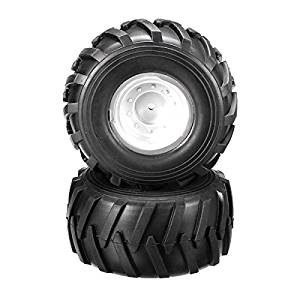 New ACME 1/16 RC Truck A2040 Left and Right Combine Tyre 33774 1pcs each one RC Car Spare Part By KTOY