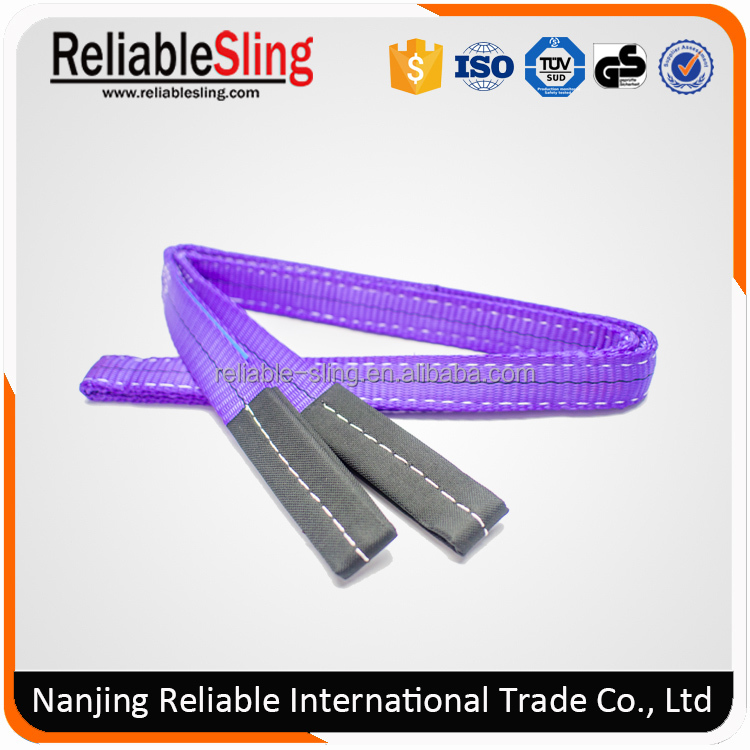 Heavy Duty High Tensile Polyester Strapping With Customized Logo
