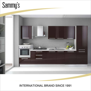 US $999.0 |2017 North American standard modern kitchen cabinets door-in  Kitchen Cabinets from Home Improvement on AliExpress