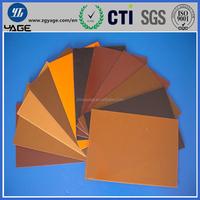 3021 Phenolic paper laminated sheet pertinax insulated sheet