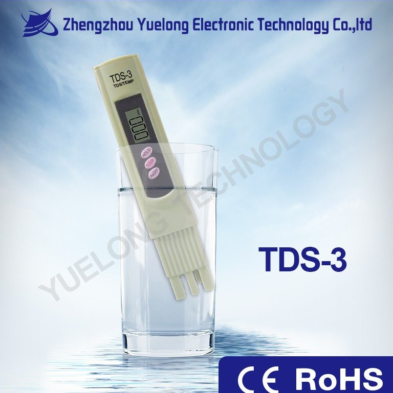 Aquarium TDS3 pen type digital TDS SENSOR , TDS METER , TDS PEN