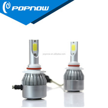 9005 cob led headlight kit 36W 3800LM Bulbs For BMW Ford Audi Motorcycle