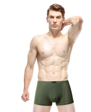 Wenzhou import adult underwear boxer bulks seamless mens underwear satin boxer shorts