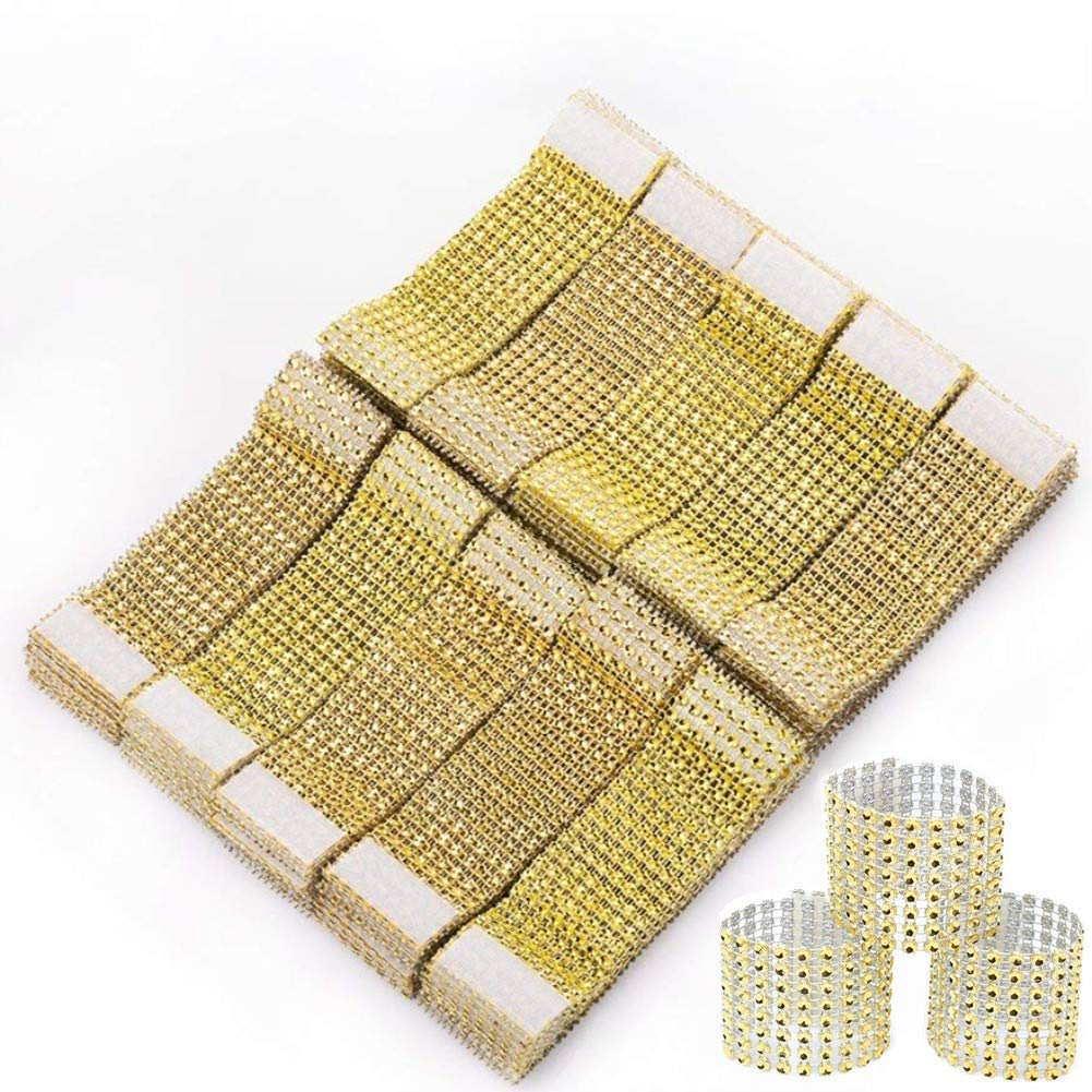 Cheap Gold Napkin Rings Find Gold Napkin Rings Deals On Line At