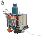 Preheater Line Thermoplastic Equipman Hot Melt Road Marking Paint Equipment