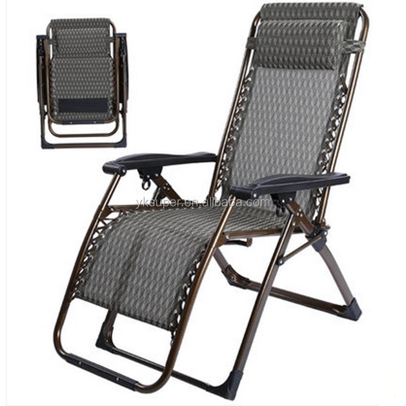 China Suppliers Folding Zero Gravity Chair/recliner Chair/sleeping ...