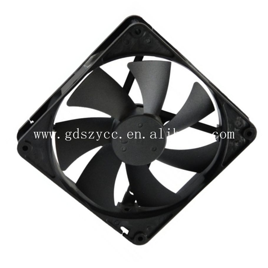 14025 <strong>dc</strong> 12v sleeve bearing YDL14025S12 pc case fan 140mm