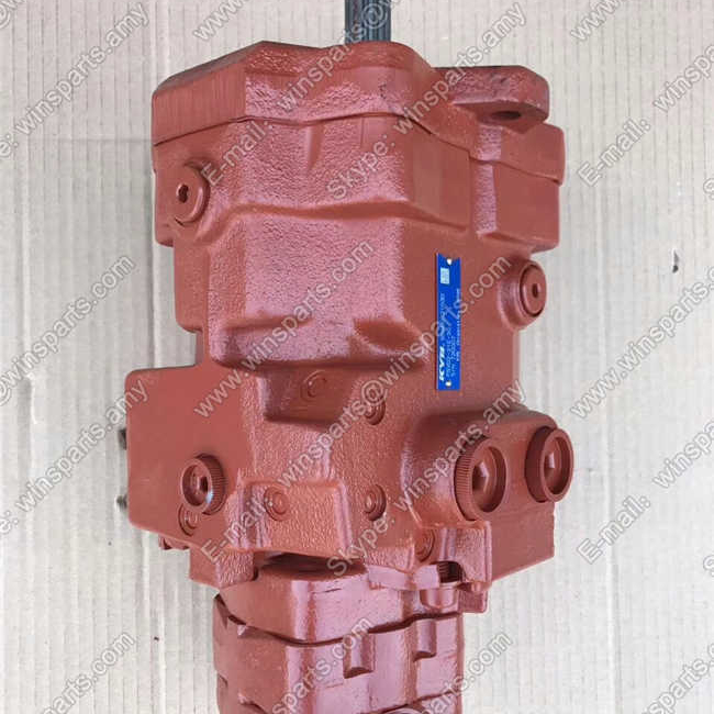 GENUINE Kayaba PSVD2-21E Hydraulic Piston Pump PSVD2-17E-20 For EX40/SWE40/YM55 Excavator Parts Excavator Engine Parts