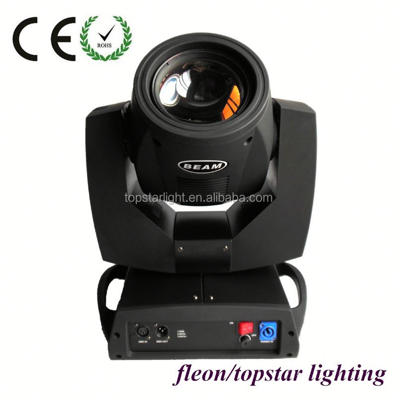 (TSC016) new moving head stage lighting moving head beam 200 5r power supply 200w stage spotlight stage lights