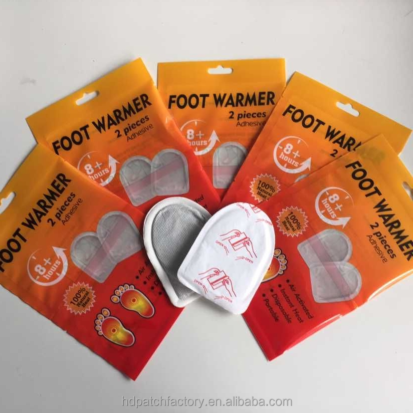 foot warmer pad, body warmer patch, warming plaster