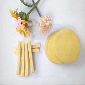 Hot selling Organic PVA Sponge Customized Package Face Clean Sponge