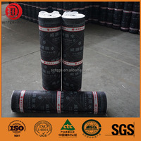 4mm/5mm factory supplier APP asphaltic bitumen Waterproof Sheet for Sealing of flat and pitched roofs