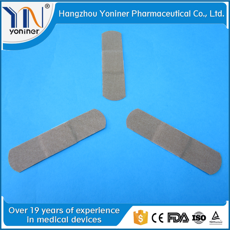 PE/PU/Elastic Fabric promotional medical bandage famous and classic prostatic navel adhesive plaster with multiple function