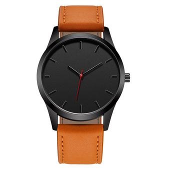 91c61788a7b4 Reloj de pulsera Relojes hombres reloj 2018 relojes de hombre de negocios  reloj de cuarzo reloj