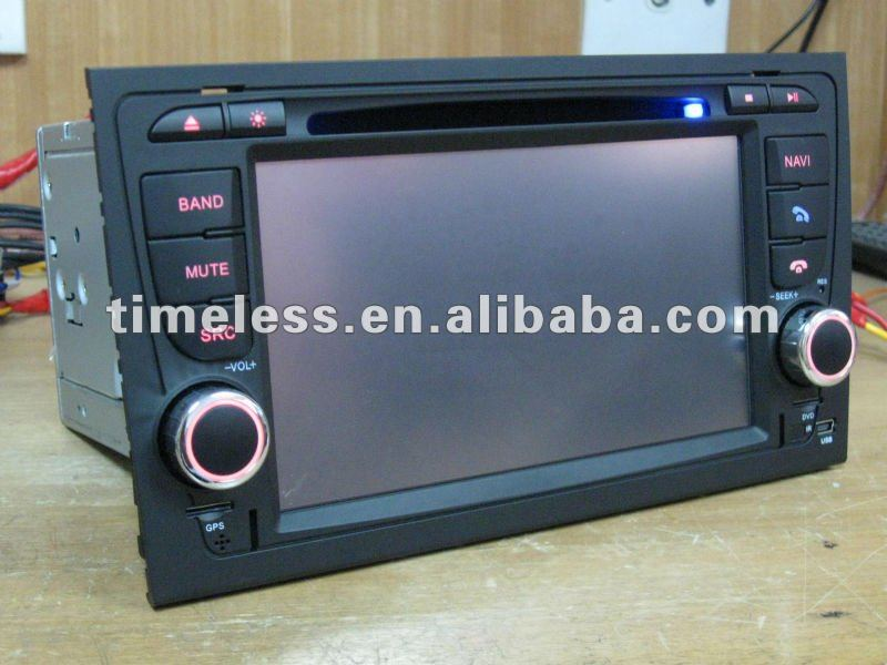 DVD Audi A4 2002-2008 with GPS/IPOD/PIP/RDS/Bluetooth/USB/SD