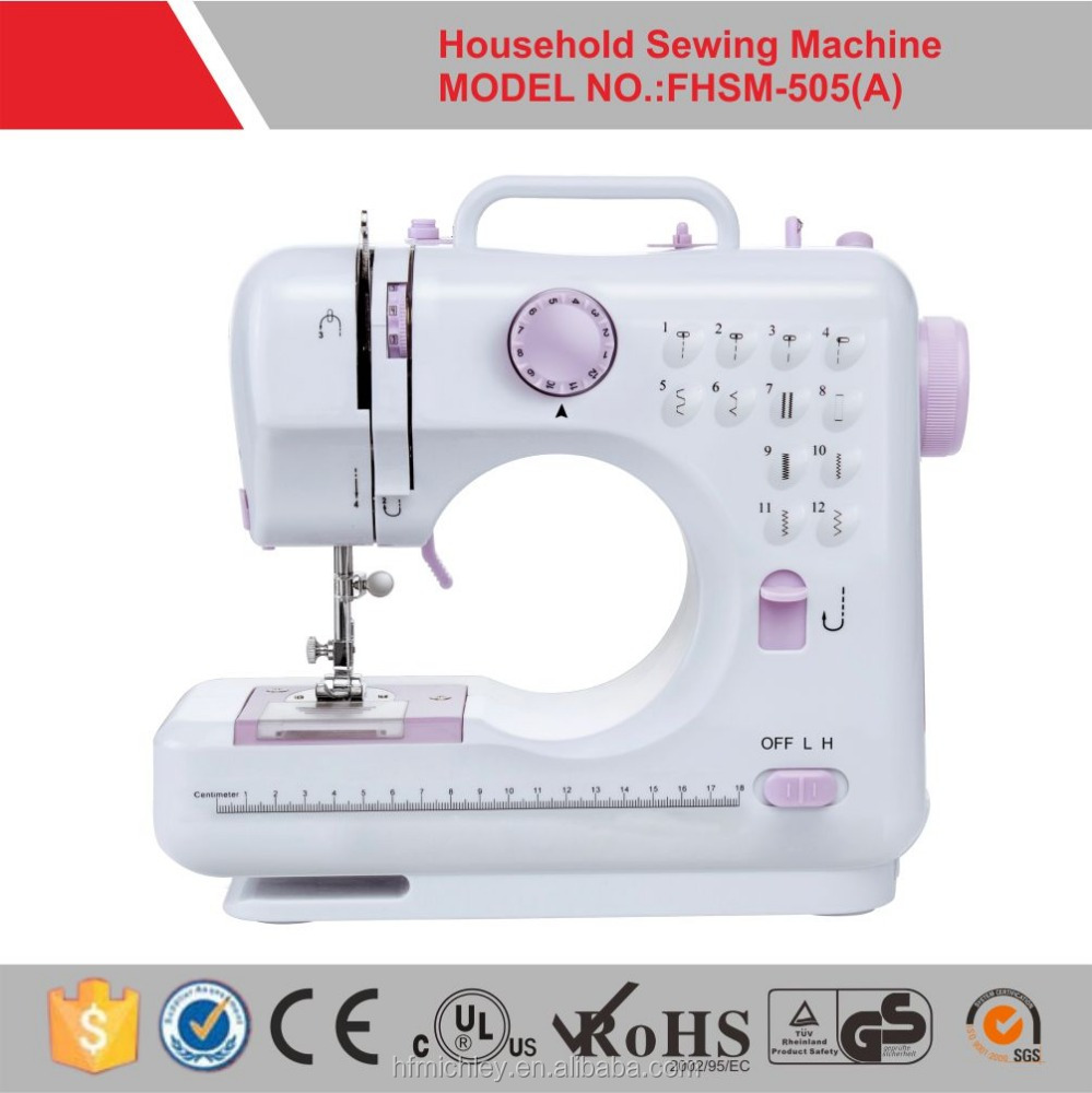 FHSM-505 novel woven bag doll hair sewing machine price