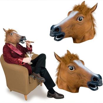 Animale Maschera Testa Di Cavallo Maschera Cappuccio Shenzhen