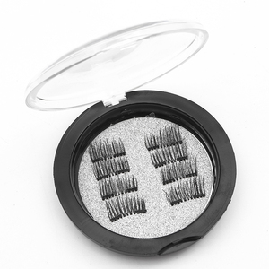 Best Brand Silk Double Magnet 3D Best Quality Magnetic Eyelashes