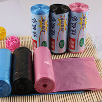 China Manufacture Plastic Garbage Bag