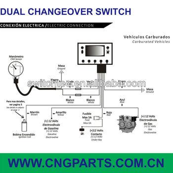 cng lpg carburretor change over switch buy cng indicator. Black Bedroom Furniture Sets. Home Design Ideas