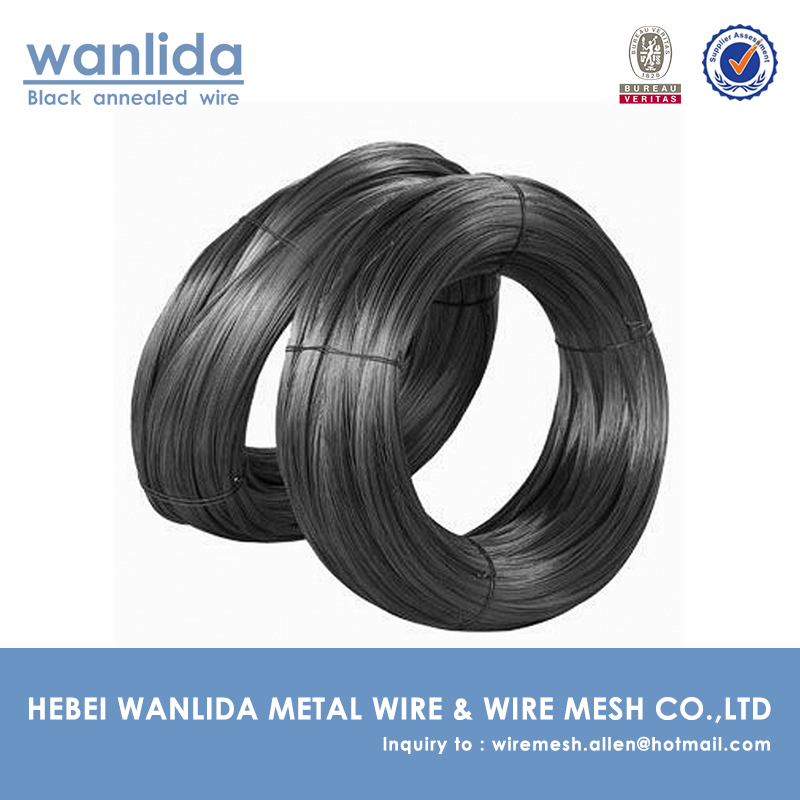 China Supplier 9 Gauge Black Annealed Wire Wire ( Bv )