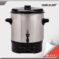 best sale! electric stainless steel pressure cooker for fruit preserver