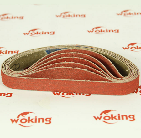 Sanding And Surface Conditioning Belt With Width 10mm