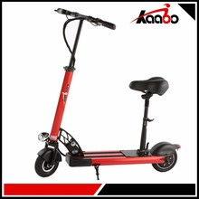 Adult Electric Motorcycle 48v 18.2ah 500w Approved Electric Scooter