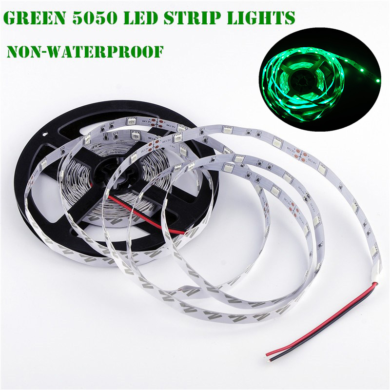 Factory Direct Sale <strong>RGB</strong> / Green / White / Warm White 30 Leds SMD 5050 Flexible Led Strip With CE ROHS