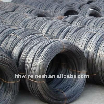 factory price black annealed iron wire