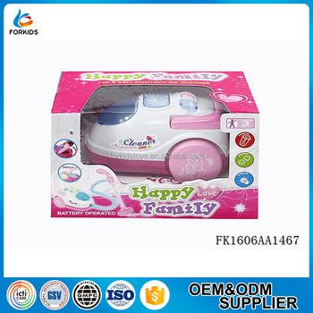 Plastic Kid S Vacuum Cleaner Toy Set Kid S Cleaning Play