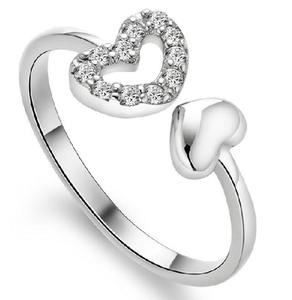 latest designs Soulmate love ring 925 sterling silver rings wholesale