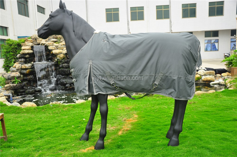 1680D ripstop fabric winter turnout horse rug