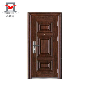 Ghana Entry Steel Security Door Low Prices Made In China