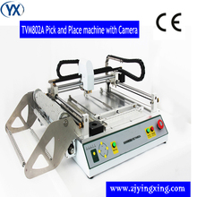 Small Automatic PCB Soldering Machine with 27 Feeders and Vision System/LED Pick and Place Machine/LED Light Making Machine