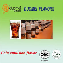 Color and cloudy Cola emulsion food flavouring essence,food essence,fruit essence flavors