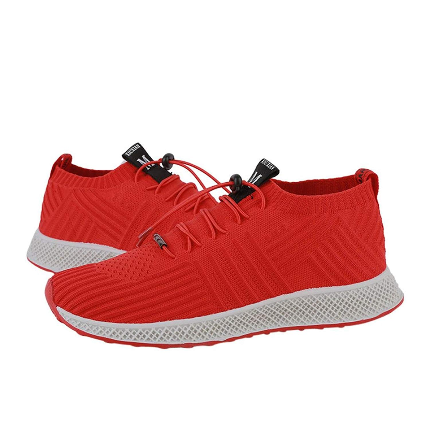 yoyorule Casual Shoes Fashion Men Sneakers Walking Casual Shoes Breathable Lace Up Shoes Running Shoes