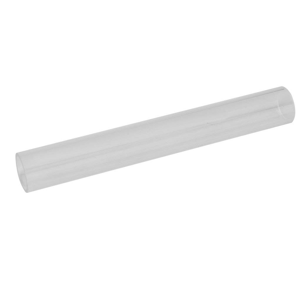 """Fityle 7"""" Acrylic Roller Rolling Pin Sculpey Polymer Clay Art Craft Accessory"""