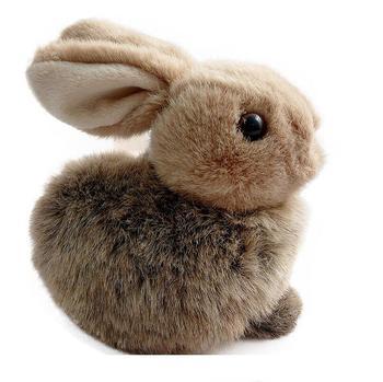 Black Rabbit Plush Toys Realistic Plush Toy Rabbit Buy Plush And