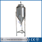 High quality automatic polishing industrial brewing beer equipment used conical fermenter
