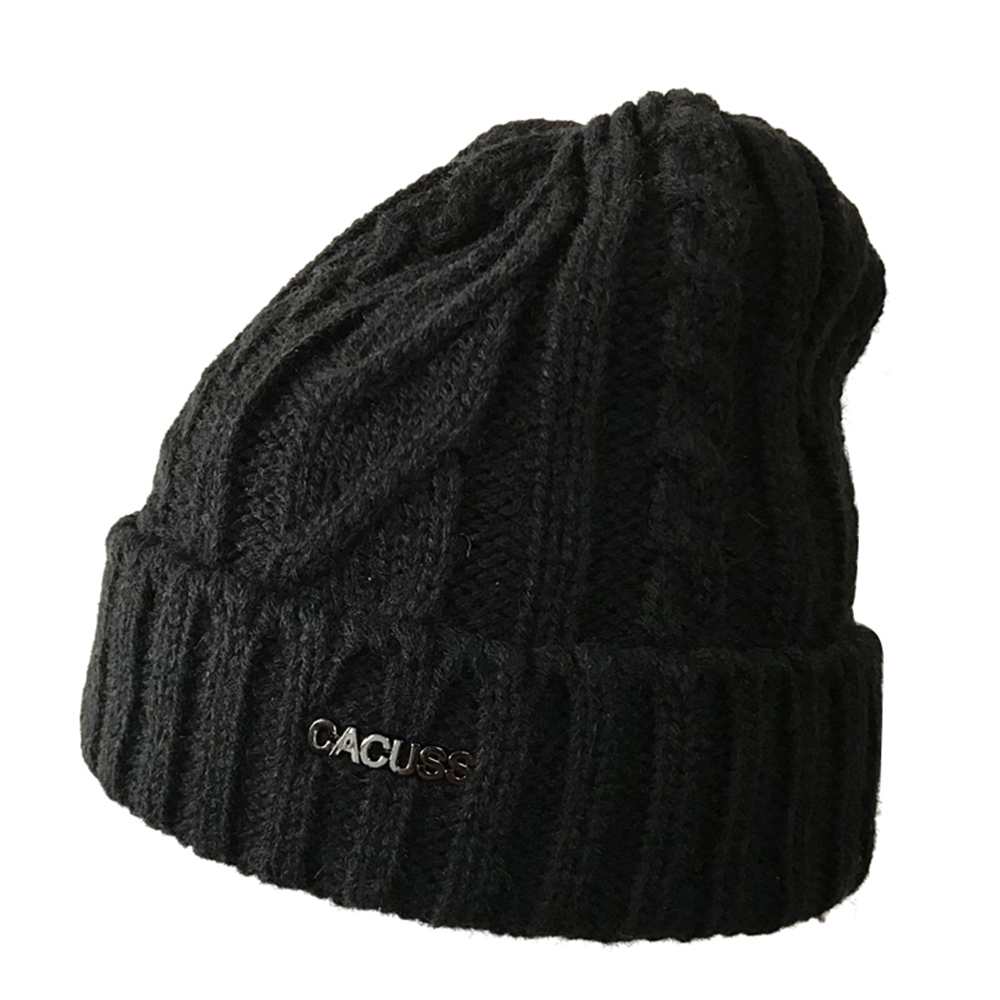 Professional custom leather patch beanie knitted with headphone beanies 82a7a2a565b