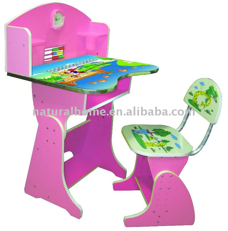 Children Study Table And Chair Item No Kt 0538 Buy Children